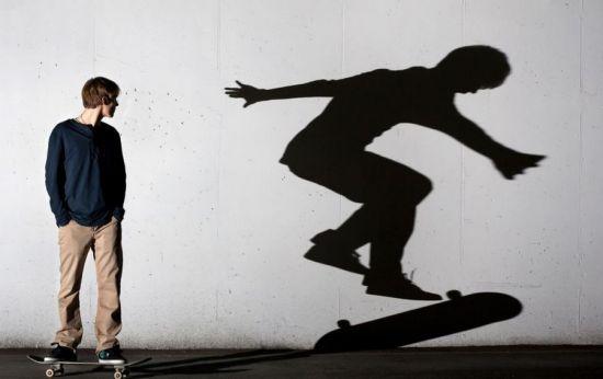 摄影爱好者们从独特的角度诠释了各种极限运动的风采。