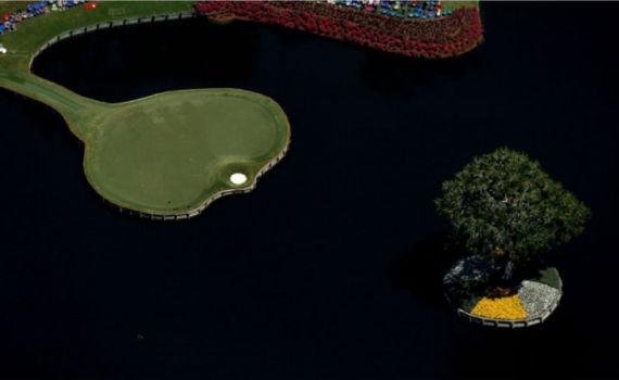 不知道的著名高尔夫地标图片果岭与木兰道pf4红双喜乒乓球底板岛屿图片
