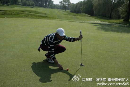 王志飞看线