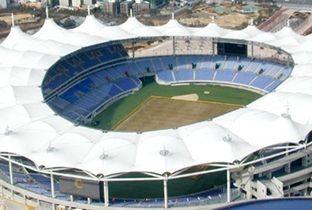 仁川亚运会场馆-文鹤体育场(开闭幕式、足球)
