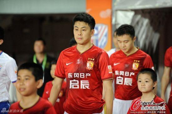 国脚刘健直到联赛第7轮才有上场资历