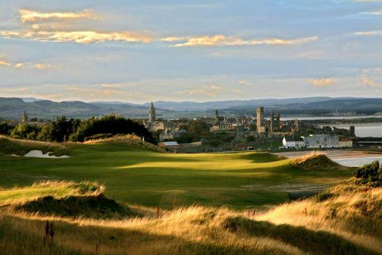 St.Andrews Castle Course 圣安德鲁斯城堡球场