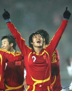 四强赛-韩端两射一传建功中国女足3-2逆转胜韩国