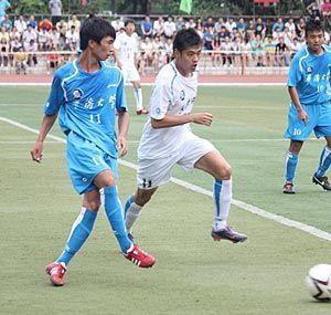 大足联赛总决赛华侨大学1-2天津师范