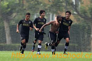 国青同组对手博塔弗戈2-0缅甸两连胜与国青列榜首