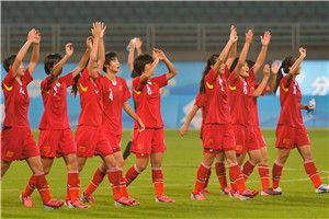 青奥会-中国U15女足2-0胜墨西哥首战取得开门红
