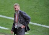 瑞典队主教练登纳比
