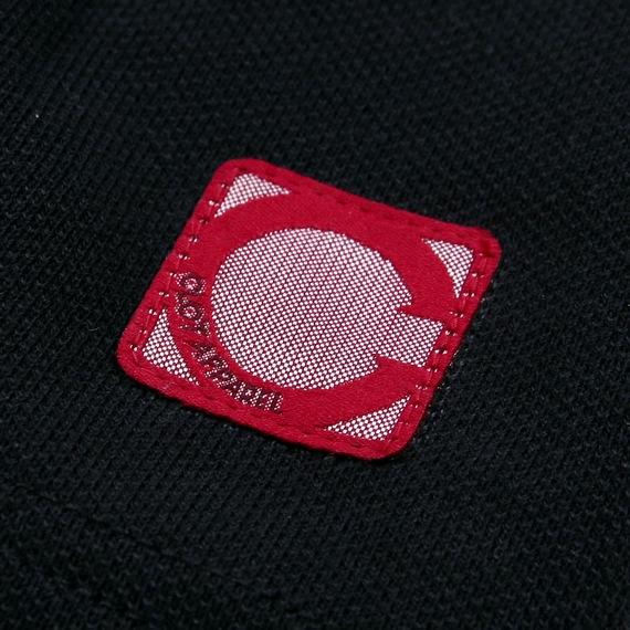 背面CLOT红玉印章LOGO