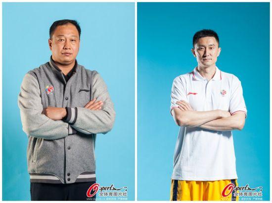崔万军和杜锋成为男篮新主帅的热门人选