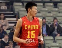 中国杜兰特!这次是真的2米17少年让中国球迷惊叹