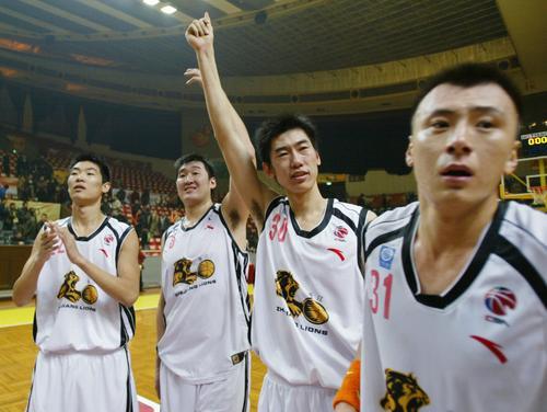 图文-[CBA]浙江广厦122-107上海东方胜利如此轻松