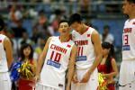 图文-[斯杯]中国男篮VS俄罗斯两人关系甚是密切