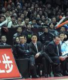 图文-[CBA全明星]南区102-97北区南区主帅李春江