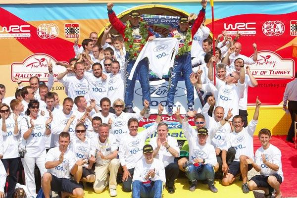 福特WRC冠军车队1号车手希尔沃宁将再度访华(图)(2)
