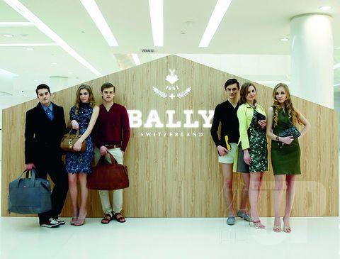 假日情怀 BALLY 2012春夏系列新品发布