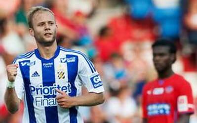 瑞典超级联赛第9轮,哥德堡主场对阵aik索尔纳将于北京时间5月22日01