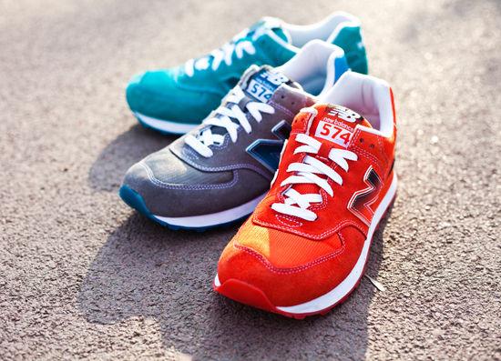 Balance新百伦推出全新574夏日夜跑系列鞋