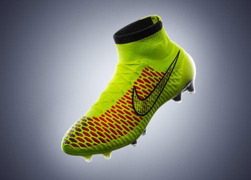 重新定义足球鞋 耐克推出全新magista