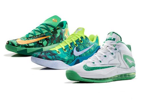 最漂亮的篮球鞋