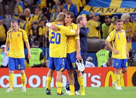 绝杀阿根廷之人今竟只剩犯规瑞典8年首出局岂非天意