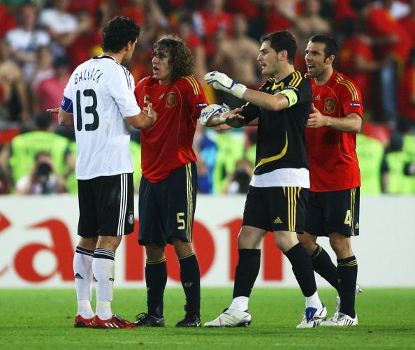 西班牙强阵谁最被低估最矮双塔价值不逊托雷斯比利亚