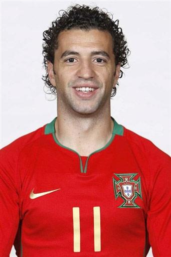 图文-葡萄牙官方23人大头照11号边锋西芒