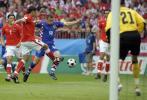 图文-[欧洲杯]奥地利VS克罗地亚奥利奇赢得点球