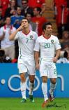图文-[欧洲杯]捷克1-3葡萄牙C-罗纳尔多致谢球迷