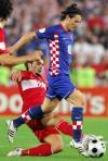 图文-[欧洲杯]克罗地亚VS土耳其突破对手夹击