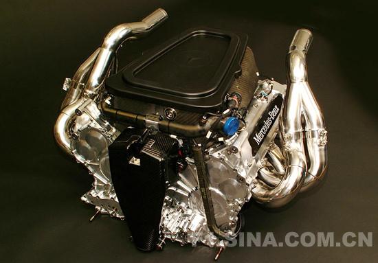 奔驰宣布引擎转速突破20000转超越宝马与法拉利