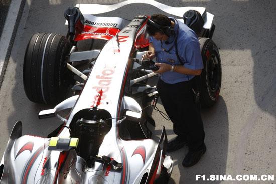 更新!FIA确认MP4-23被查出疑点迈凯轮可能改车