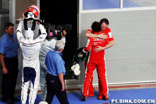 法拉利已将宝马纳入对手分析迈凯轮速度会很快跟进