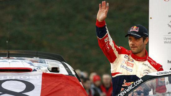 勒布获得自己的第八个车手世界冠军