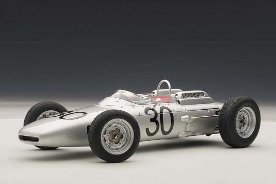 保时捷1961年的F1赛车Type 804