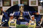 图文-WRC收官战英国站精彩图片希沃宁分站夺冠
