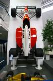 这辆F1搭载雅马哈引擎