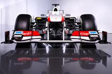 索伯F1车队