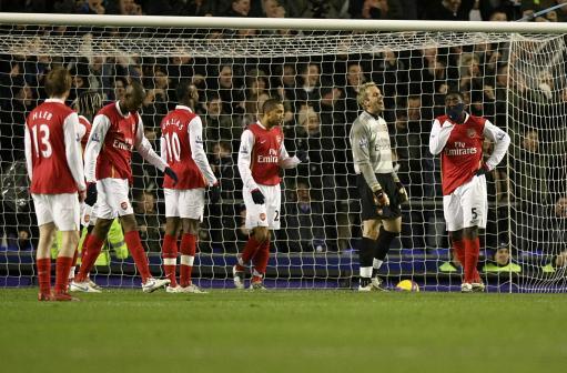 阿森纳半场变阵背后的尴尬枪手一种缺陷正是曼联最强