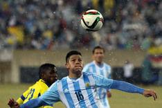热身赛-阿圭罗进球梅西未出场阿根廷2-1取胜
