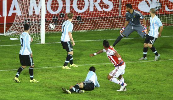 阿根廷丢球霎时