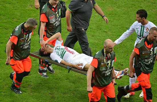 葡萄牙正印前锋波斯蒂加重伤肯定无缘参加27日的半决赛