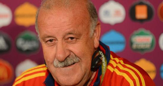 西班牙国家队主帅博斯克公布了西班牙参加联合会杯的名单