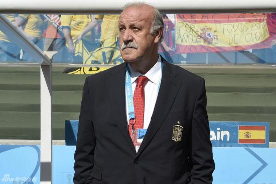博斯克宣布留任西班牙国家队主帅
