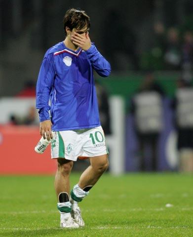 图文-[联盟杯]不来梅1-0流浪者单凭他一人无力回天