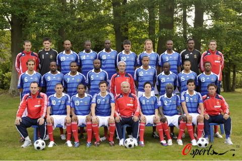 法国队公布世界杯新球衣 法国队新全家福