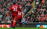 图文-[英超]利物浦VS维冈竞技他让红军主场两度蒙羞