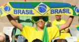 巴西球迷热情不减