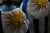 热情的乌拉圭球迷