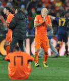 荷兰与冠军擦肩而过