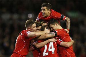 英超-斯特林进球利物浦2-0胜纽卡仅距曼城4分